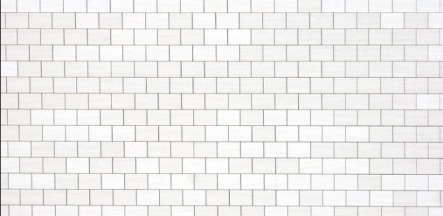 Another brick in thewall